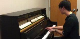 Ringtones transformados em temas clássicos no piano