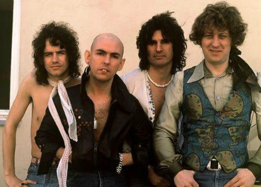 Slade: rock proibidão num programa infantil