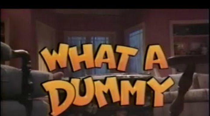 What A Dummy?: aquela série que muita gente esqueceu e que parecia com Alf, o ETeimoso