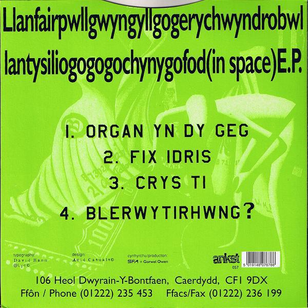 Super Furry Animals homenageia a aprazível região galesa de Llanfairpwllgwyngyllgogerychwyrndrobwllllantysiliogogogoch