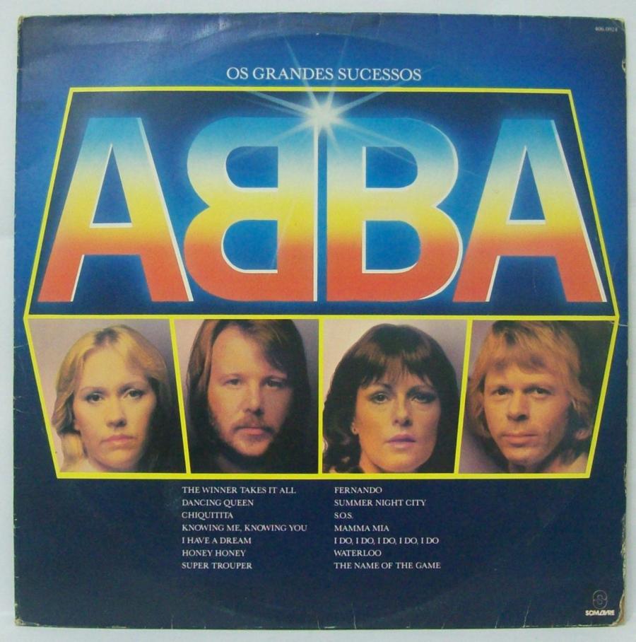 Aquela turma que gravou ABBA no Brasil