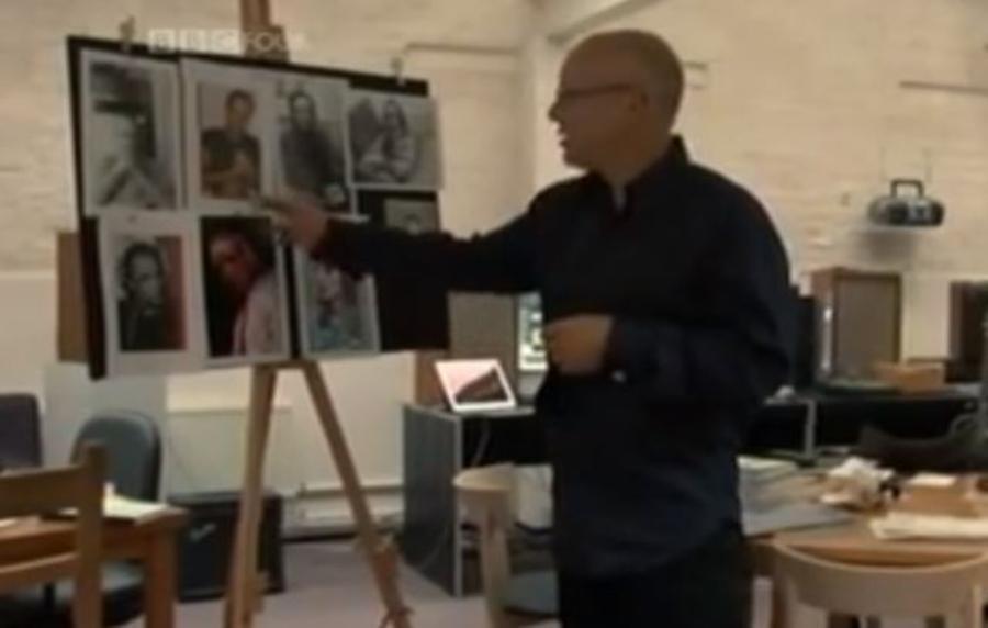 Os métodos de trabalho de Brian Eno em Another Green World, o filme