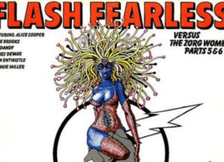 Flash Fearless: Alice Cooper e The Who numa ópera-rock da qual ninguém lembra