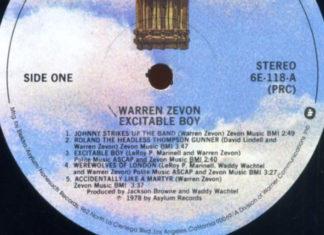 Podcast: Rolou Warren Zevon sábado passado no ACORDE