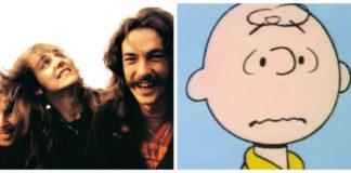 Fizeram uma (excelente) montagem da turma do Charlie Brown tocando 2112 do Rush