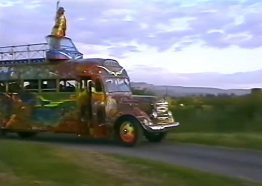 Tripping: quando Ken Kesey retomou as aventuras com os Merry Pranksters em 1999