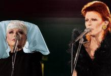 David Bowie e Marianne Faithfull: aquele clima decadente que o mundo precisa