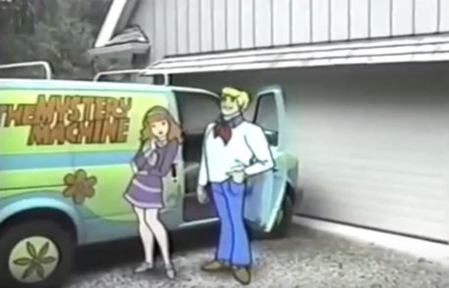 Scooby Doo Project: Quando o Scooby Doo parodiou a Bruxa de Blair