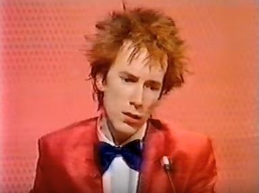 John Lydon detonando todo mundo no Juke Box Jury, da BBC