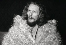 Jogaram no YouTube Beware Of Mr. Baker, documentário sobre Ginger Baker