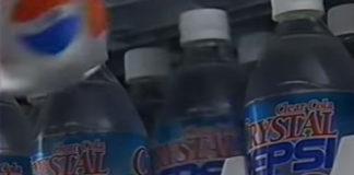 Crystal Pepsi: treinando os vendedores e funcionários
