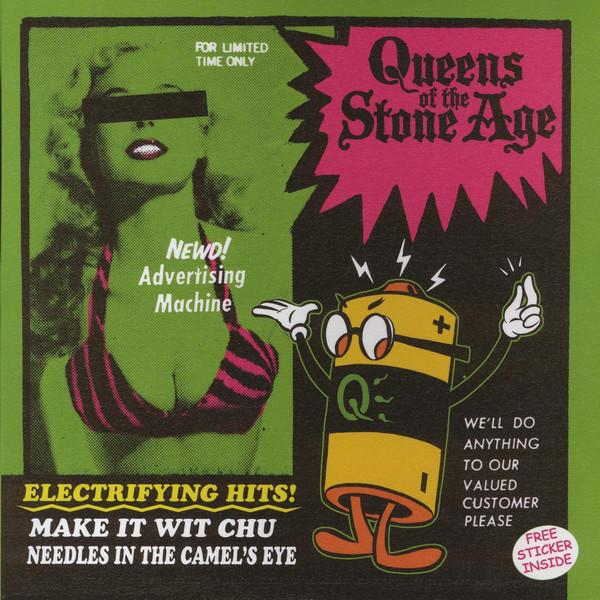 Josh Homme cantou Brian Eno