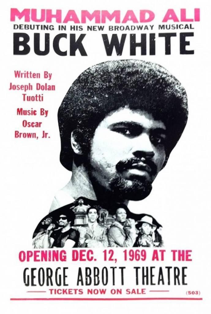 Aquela vez em que Muhammad Ali foi o protagonista de um musical da Broadway