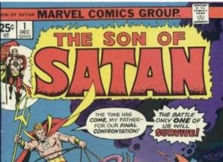The Son Of Satan: Marvel mostrando os chifrinhos nos anos 1970