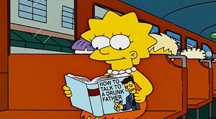 Fizeram uma compilação de livros que aparecem nos episódios dos Simpsons