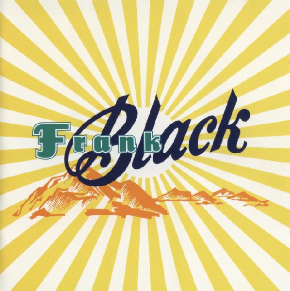 Frank Black simpaticão, lançando o primeiro disco numa loja da Austrália