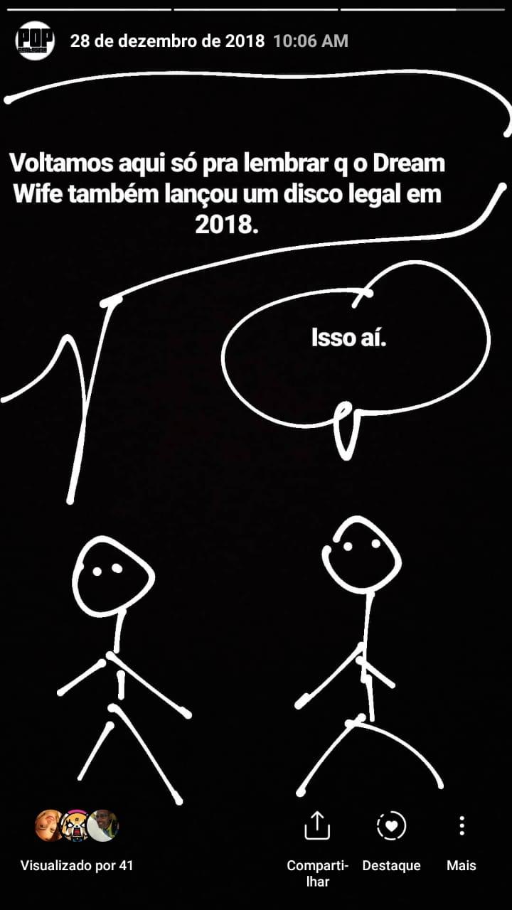 Aquela vez que os Bonequinhos fizeram a lista dos Melhores de 2018
