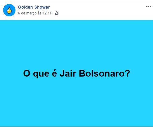 Entrevista com a dupla de música eletrônica Golden Shower