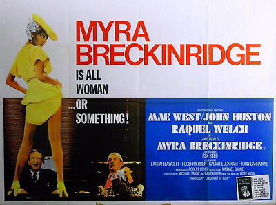 Myra Breckinridge, o filme que todo mundo odiou