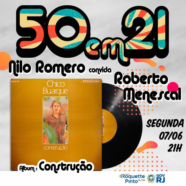 50 em 21: discos cinquentões no rádio