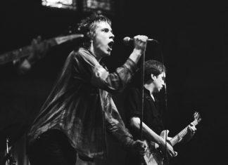 """Sex Pistols na época de """"Never mind the bollocks"""""""