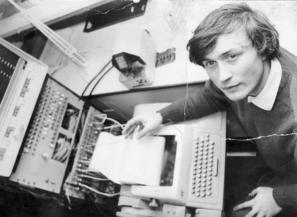 Era assim que se fazia música eletrônica em 1968 - confira!