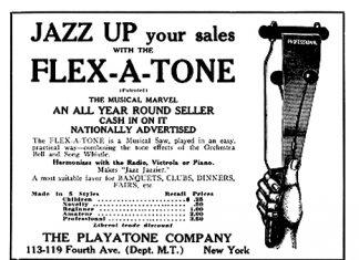 Tirando onda: aprenda a tocar flex-a-tone