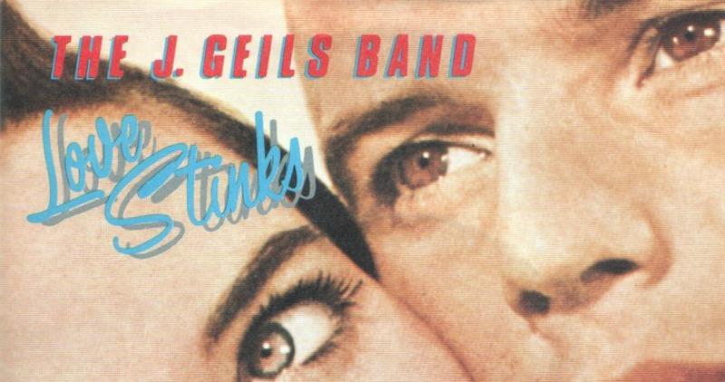 Love stinks: Aquele grande sucesso do pop-rock,