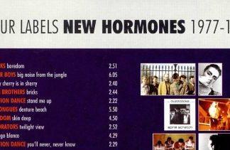 O outro lado do indie anos 80 de Manchester: New Hormones