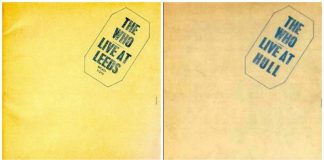 "The Who: ""Live at Leeds"" x ""Live at Hull"""