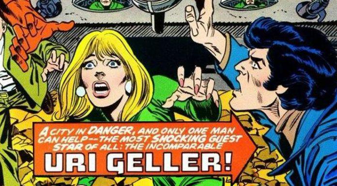 E o Uri Geller, que previu Trump na presidência dos EUA?