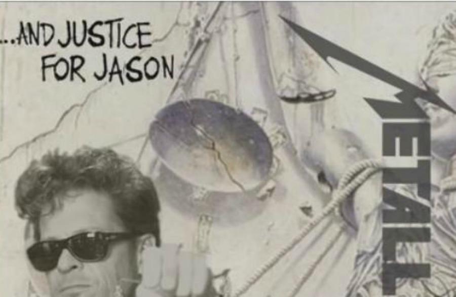 """""""... And justice for Jason"""": o clássico do Metallica, dessa vez COM baixo"""