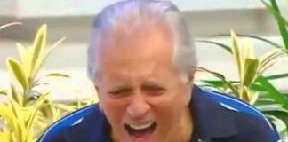 Carlos Alberto de Nóbrega morre de rir ao som de Johnny Cash