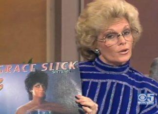 Grace Slick: um papo sobre álcool e drogas num talk-show