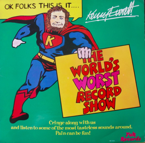Kenny Everett e as piores músicas do mundo