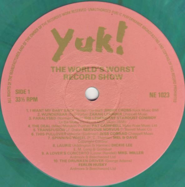 Kenny Everett e as piores músicas do mundo