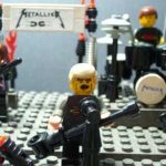 The Cult, Metallica e Queen em Lego e Playmobil - ficou legal?