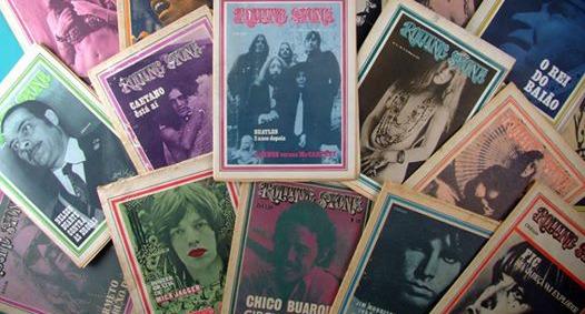 """Leia online todas as edições da """"Rolling Stone"""" brasileira dos anos 1970"""