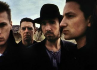 "Quem gravou ""The Joshua tree"", do U2"