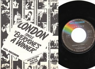 "London: a banda do hit ""Everyone's a winner"" - descubra!"