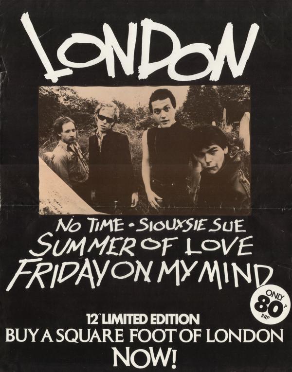 "London: a banda do hit ""Everyone's a winner"" - descubra!"