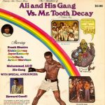 O disco anti-cáries (!) de Muhammad Ali