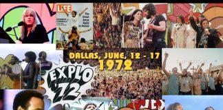 """Explo 72: o """"Woodstock de Cristo"""", em 1972"""