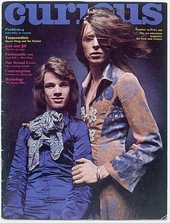 Arnold Corns: a armação de David Bowie em 1971
