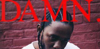 """Kendrick Lamar, capa de """"DAMN"""""""
