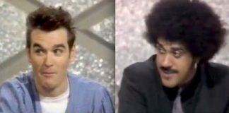 Morrissey e Phil Lynott duelam num gameshow da BBC em 1984