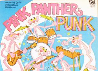 """O """"hino punk"""" da Pantera Cor-de-Rosa"""