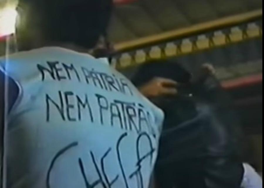 Imagens históricas do movimento punk de Fortaleza nos anos 1980
