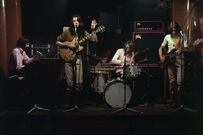 Vídeo raro do Supertramp em 1970 tocando