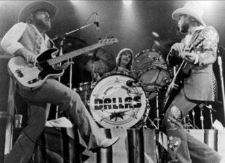 ZZ Top: ao vivo em 1972